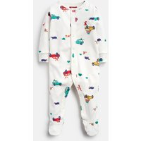 Scout And About 207284 Printed Babygrow  Size Newborn
