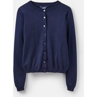 French Navy 204545 Button Front Knitted Cardigan  Size 10