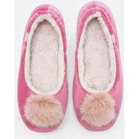 Pombury Ballet Style Slippers