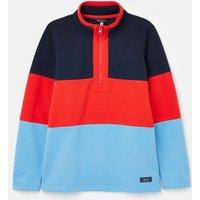 208589 Half Zip Sweatshirt