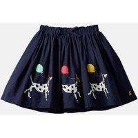 Ariel Applique Border Skirt 1-6 Years
