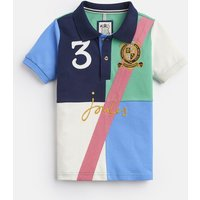 GREEN Tucker Harlequin Embelished Polo 3-12 Yr  Size 6yr
