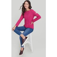 Harbour plain Long Sleeve Jersey Top