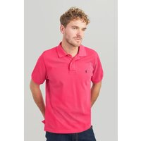 Bright Pink Woody Classic Fit Polo  Size Xxxxl
