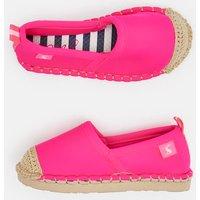 Bright Pink Ocean Flipadrilles  Size Childrens 2
