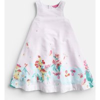FAIRY BORDER Bunty Woven Printed Dress 1-6 Yr  Size 1yr