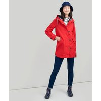 RED Coast mid Waterproof Jacket  Size 6