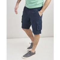 NAVY Cargo Cotton Shorts  Size 34