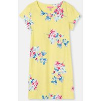 YELLOW MARGATE FLORAL 204612 Jersey Dress  Size 4yr