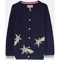 Madison Intarsia Cardigan 1-6 Years
