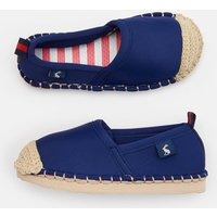 French Navy Ocean Flipadrilles  Size Childrens 10