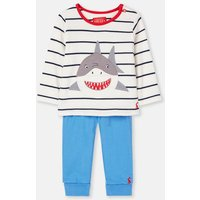 BLUE SHARK 203984 Top and Joggers Set  Size 18m-24m