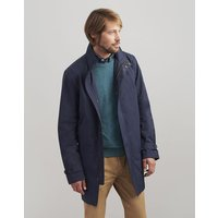 Marine Navy The Waterproof Mac  Size L
