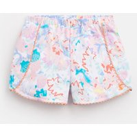 Blue Mermaid Ditsy Suzette Jersey Printed Shorts 1-6 Yr  Size 5Yr
