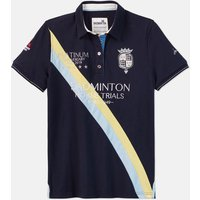 French Navy Official Badminton Polo Shirt  Size 20