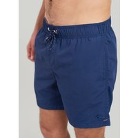 Dark Blue Heston Swim Shorts  Size S