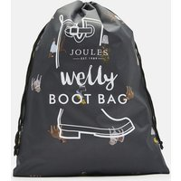 BLACK DOGS Welly bag Drawstring Opening  Size One Size