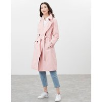 Evita Water Resistant Trench Coat