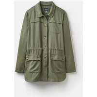 SOFT KHAKI 204544 Safari Jacket  Size 12