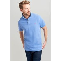 BLUE Woody slim Fit Polo  Size M