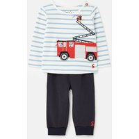 Byron Applique Top And Trousers Set 0-24 Months