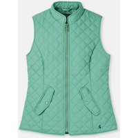 SORREL GREEN 204157 Quilted Gilet  Size 14