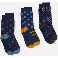 Striking 3 Pack Ankle Sock Set