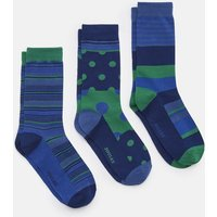 Striking Socks Three Pack
