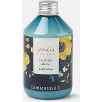 French Navy Floral Bath Soak 250Ml  Size One Size