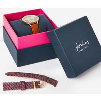 Watch Gift Set With Interchangeable Straps