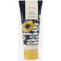 French Navy Creme Floral Body Wash 75Ml  Size One Size