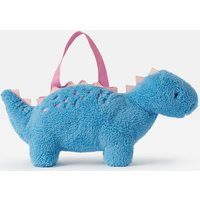Mid Blue Steggy Dinosaur Character Bag  Size One Size