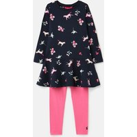 Iona Long Sleeve Dress and Leggings Set 1-12 Years