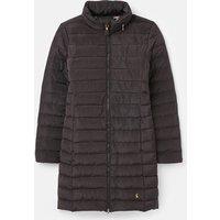213211 Lightweight Longline Padded Jacket