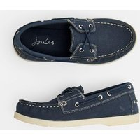 French Navy Swinton Boat Shoes  Size Childrens Size 13