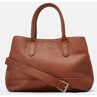 TAN Thernwell pu Tumbled Everyday bag  Size One Size