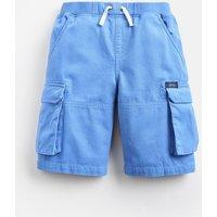 Blue Bob Cargo Shorts 3-12 Yr  Size 4Yr