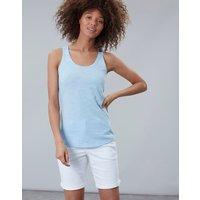 Blue Bo Jersey Vest  Size 14