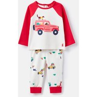 Cream Scout 207317 Novelty Top And Trouser Set  Size 18M-24M