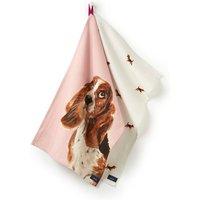 Lilac Mutli Dog Kitchen Tea Towel 2 Pack  Size One Size
