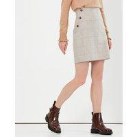 Calla Tweed Skirt