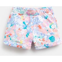 Blue Mermaid Ditsy Kittiwake Jersey Shorts 1-12 Yr  Size 2Yr