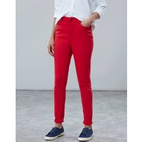 Nelson Red Monroe High Rise Stretch Skinny Jeans  Size 16