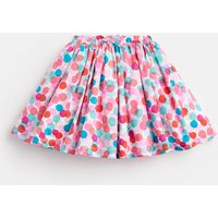 Multi Fairy Spot Ariel Woven Printed Skirt 1-6Yr  Size 3Yr