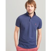 FRENCH NAVY Woody slim Fit Polo  Size S