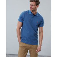 Blue Woody Slim Fit Polo  Size Xxl
