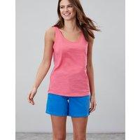 Pink Bo Jersey Vest  Size 6