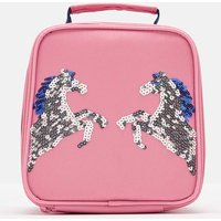 Pink Sequin Horse Munch Lunch Bag  Size One Size