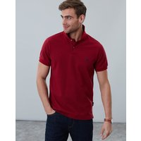 Deep Red Woody Slim Fit Polo  Size L