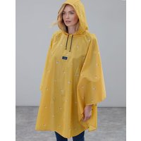 Gold Dogs Poncho Showerproof Cover-up
